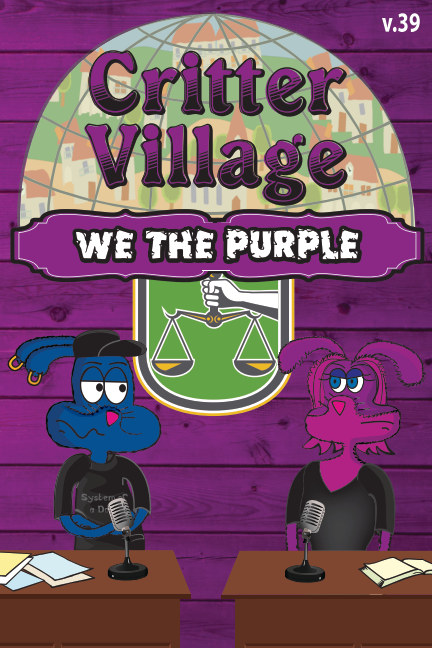View Critter Village: We the Purple (PG-ish) by Critter Village Comics