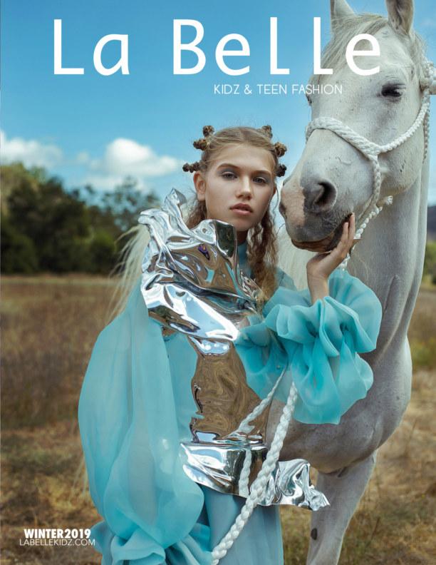 View La Belle - Winter 2019 / Los Angeles Edition by La Belle Kidz