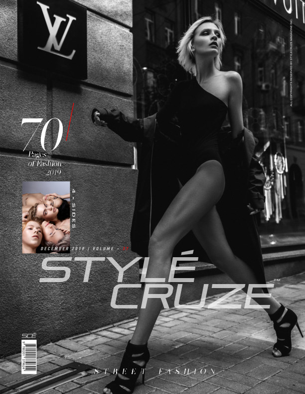 View December 2019 Issue (Vol: 37) | STYLÉCRUZE Magazine by Divyesh Pillarisetty