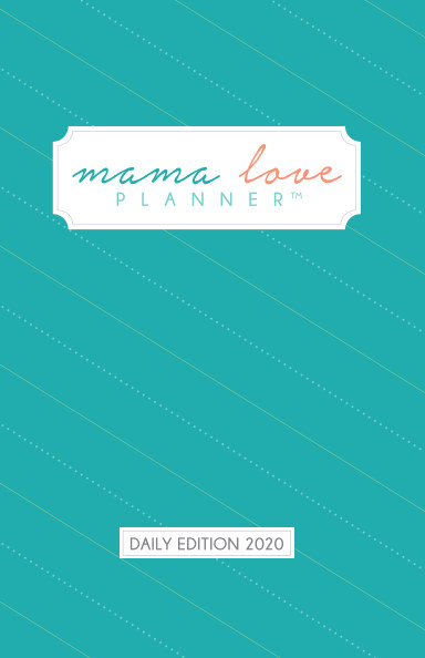Visualizza Mama Love Planner: Daily Edition 2020 di Brooke-Sidney J. Harbour