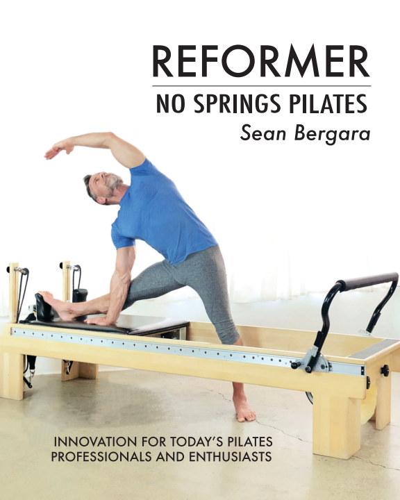 View Reformer No Springs Pilates by Sean Bergara