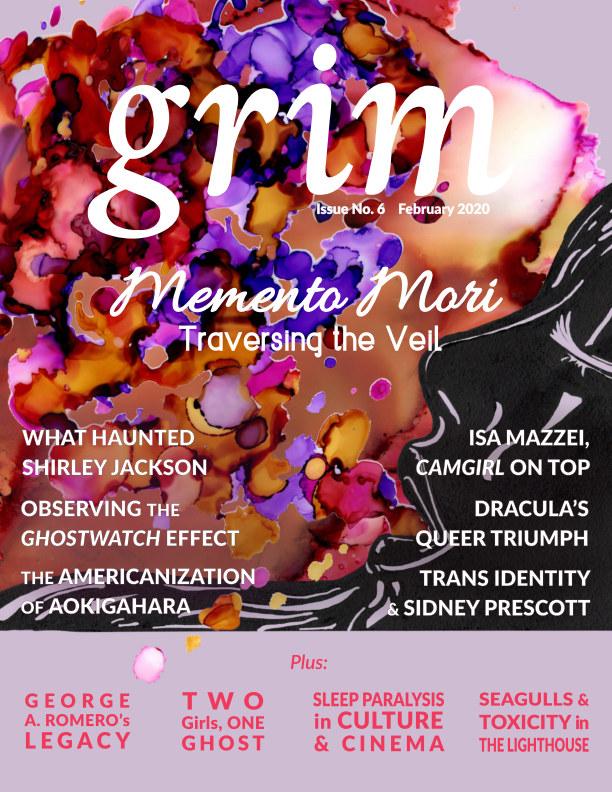 View Grim No. 6 - Memento Mori by Anatomy of a Scream
