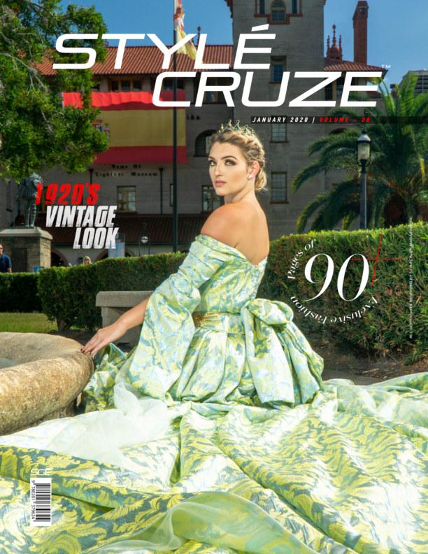 View January 2020 Issue (Vol: 38)   STYLÉCRUZE Magazine by Divyesh Pillarisetty