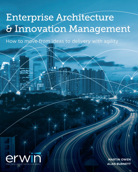 View Enterprise Architecture and Innovation Management v11 by Martin Owen