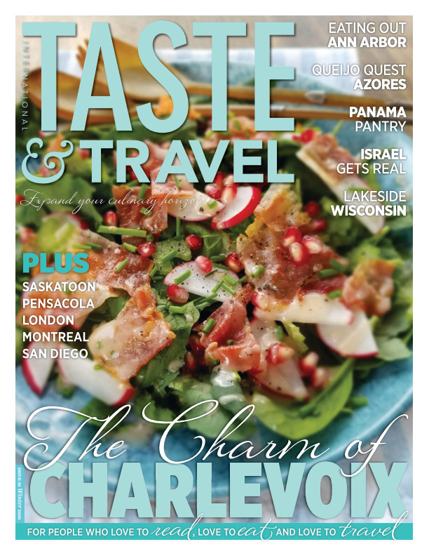 View Taste and Travel International by TasteAndTravelMagazine