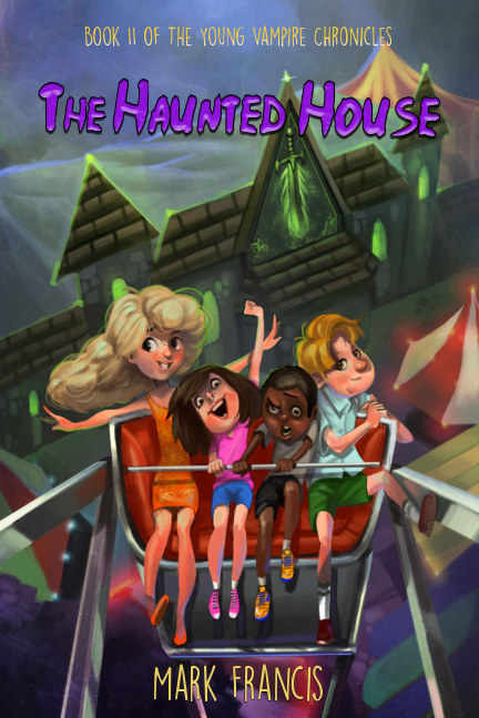 View The Haunted House by Mark Francis