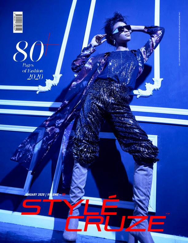 View January 2020 Issue (Vol: 39) | STYLÉCRUZE Magazine by Divyesh Pillarisetty