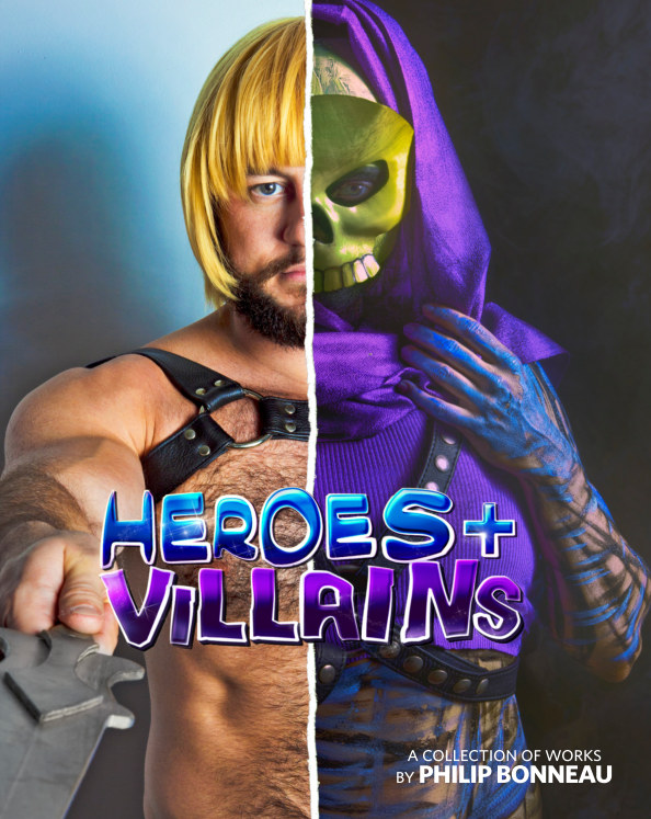 View Philip Bonneau's Heroes + Villains by Philip Arthur Bonneau