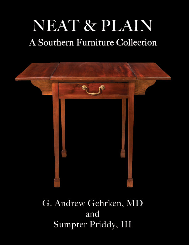 View Neat and Plain: A Southern Furniture Collection (paperback) by Gehrken and Priddy