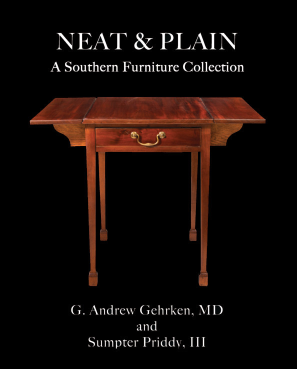 View Neat and Plain: A Southern Furniture Collection (hardcover) by Gehrken and Priddy