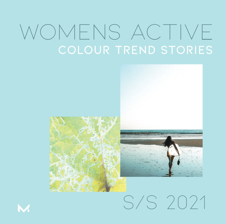 View Active Women Trendbook S_S 2021 by MOJECT - Christine Sweers