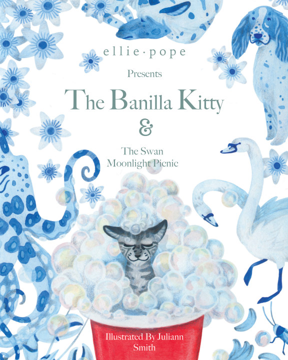 View The Banilla Kitty by Ellie Pope