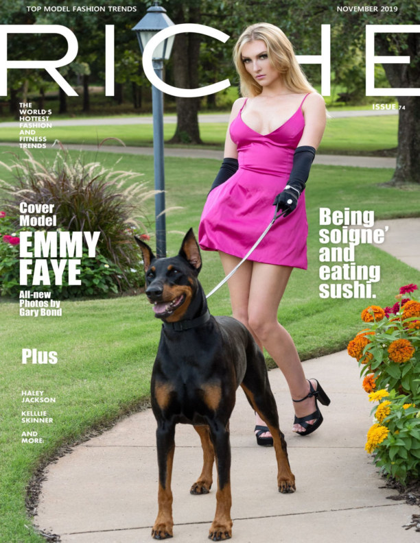 View Riche Magazine November 15, 2019 by RHK Productions