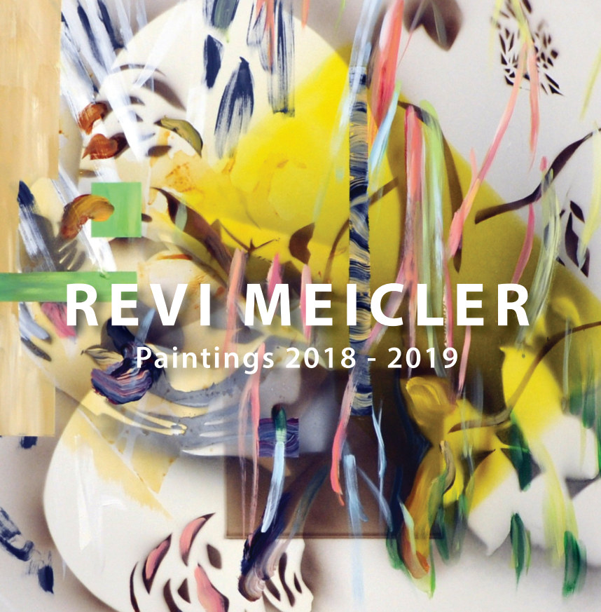 View Revi Meicler - Painting 2018 - 2019 by Revi Meicler
