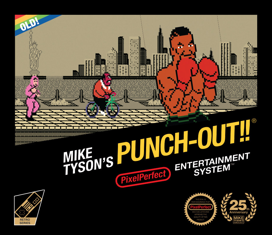 View Pixel Perfect: Mike Tyson's Punch-Out!! by Daniel Lanciana