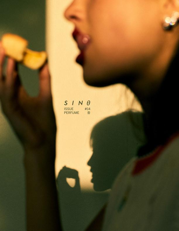 "Ver sinθ #14 ""PERFUME 香"" por Sine Theta Magazine"