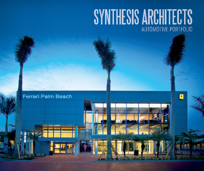 View Synthesis Automotive Dealerships 2020 by Synthesis Architects