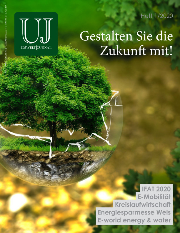 View Umwelt Journal Ausgabe 1/2020 by HJS Media World