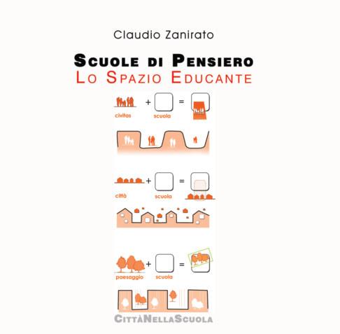 View Scuole di pensiero. Lo spazio educante by Claudio Zanirato