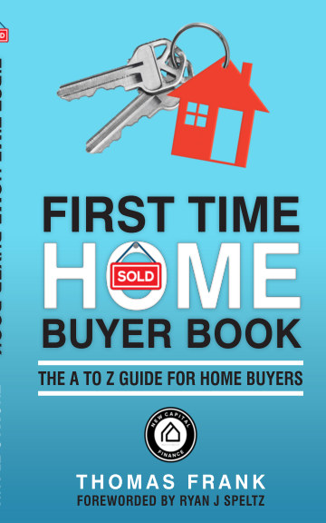 View First Time Home Buyer Book by Thomas Frank