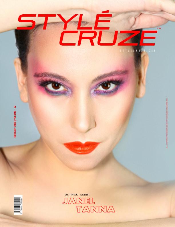 View February 2020 Issue (Vol: 42) | STYLÉCRUZE Magazine by Divyesh Pillarisetty