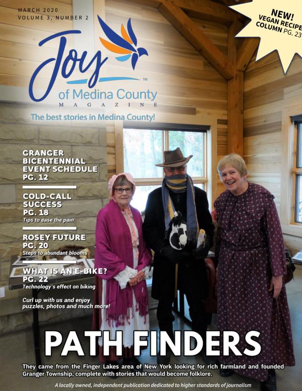 Ver Joy of Medina County Magazine March 2020 por Blake House Publishing, LLC