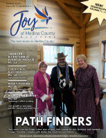 Joy of Medina County Magazine March 2020 book cover