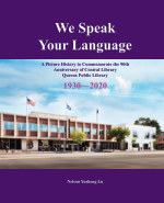 We Speak Your Language book cover