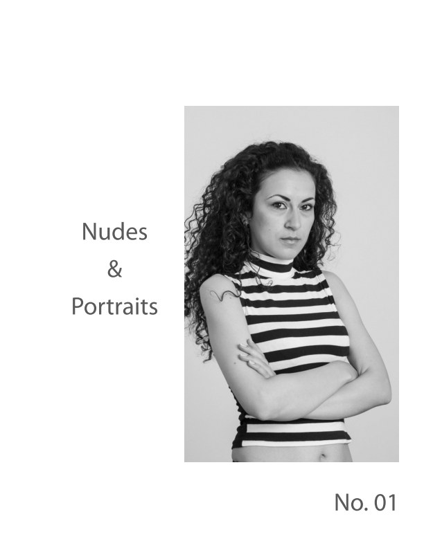 View Nudes and Portraits No. 01 by Edmund Bayerle