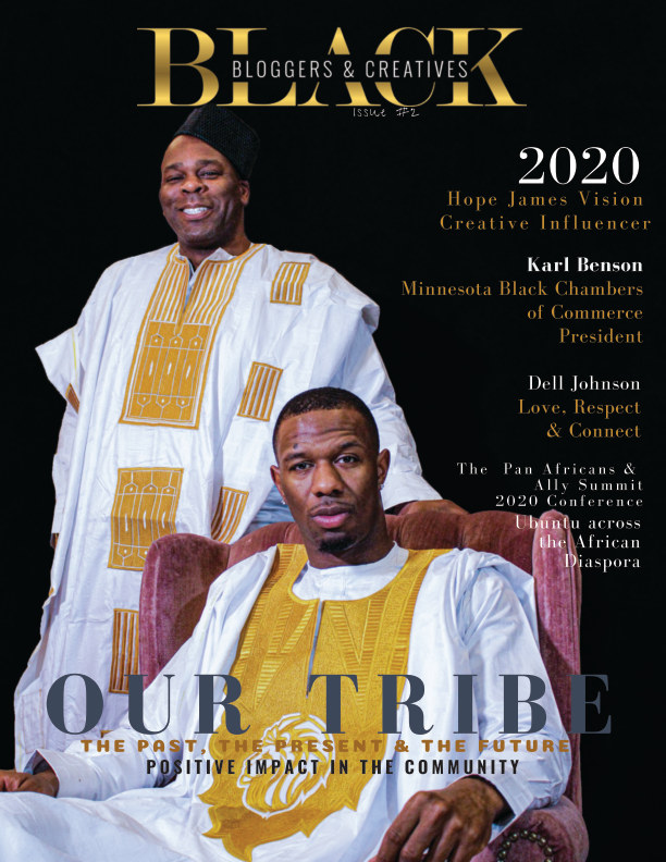 View Our tribe magazine by Black Bloggers and Creatives