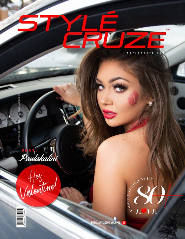 View February 2020 Issue (Vol: 43) | STYLÉCRUZE Magazine by Divyesh Pillariseety