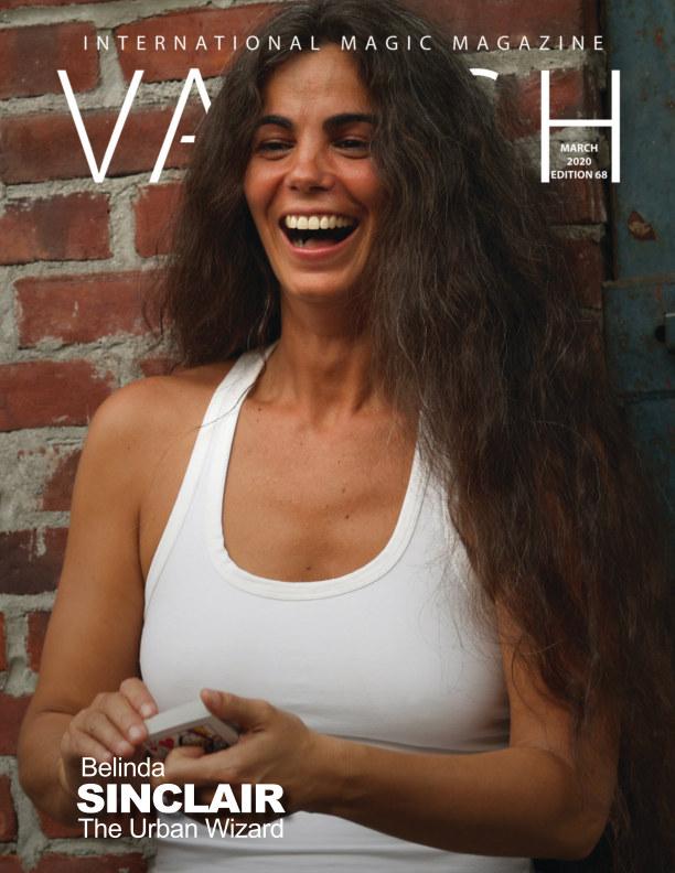 View Vanish Magic Magazine 68 by Paul Romhany