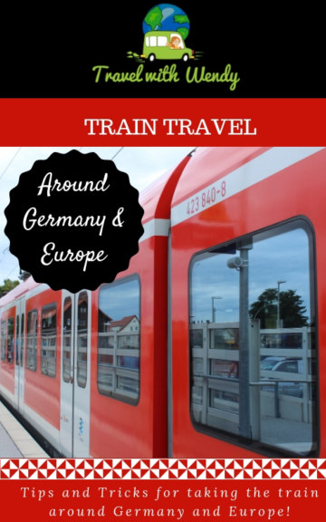 View TWW Train Travel around Germany and Europe by Wendy Payne