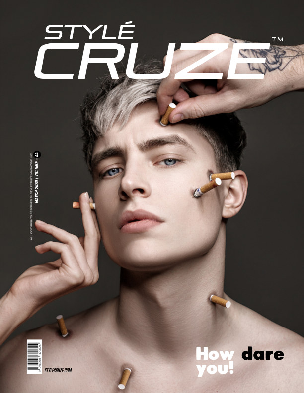 View March 2020 Issue (Vol: 44) | STYLÉCRUZE Magazine by Divyesh Pillarisetty