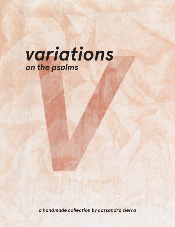 View variations by cassandra sierra