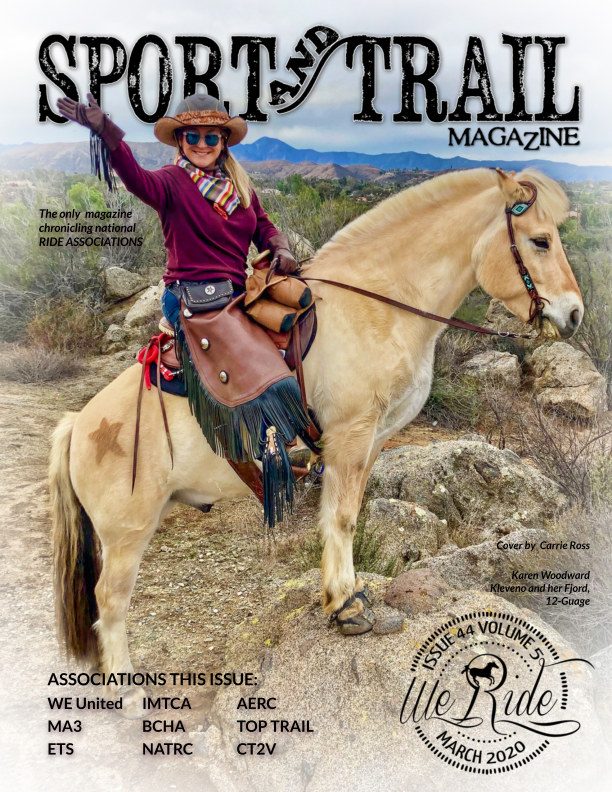 View March 2020 Sport and Trail Magazine by Aponi Studios