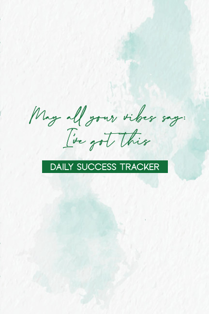 View Daily Method For Success by Bobbie Tsinkorang