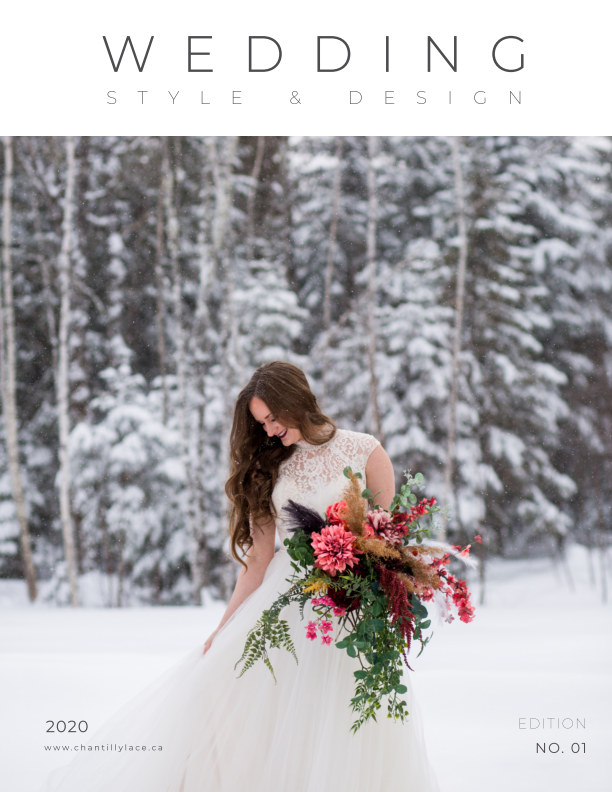 View Chantilly Lace Wedding Style Guide by Lacey Porter