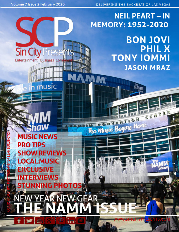 View Sin City Presents Magazine February 2020 by Sin City Presents