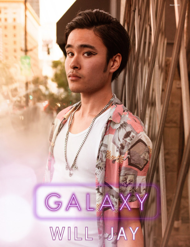View Galaxy Magazine: March 2020 Will Jay by Yising Kao