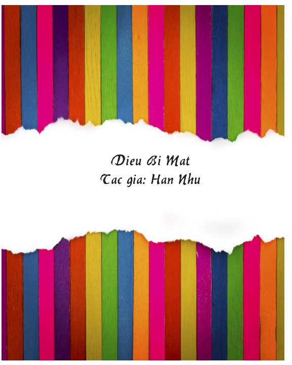 View Điều Bí Mật by Han Nhu