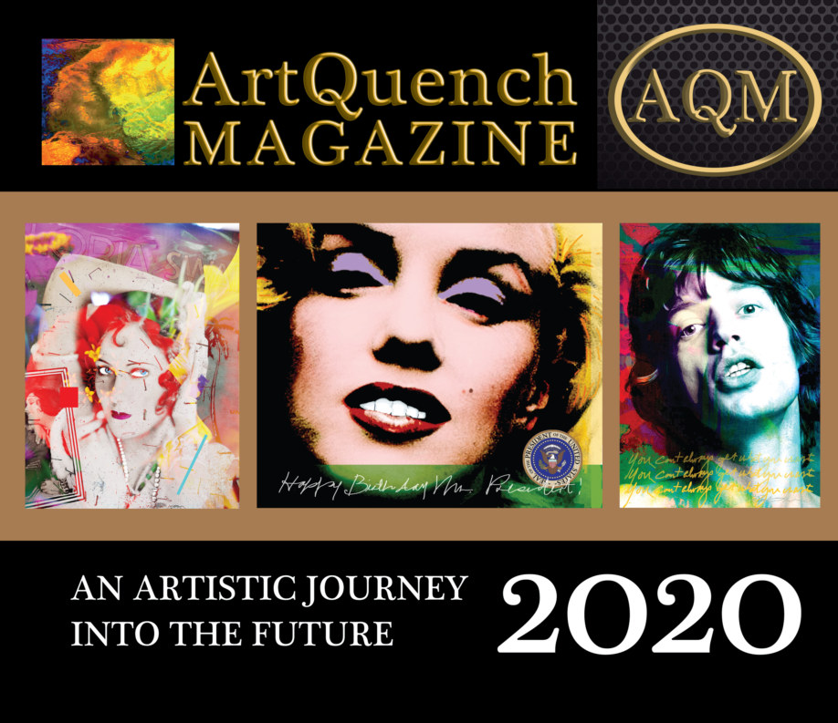 View An Artistic Journey Into The Future by Stacia Gates