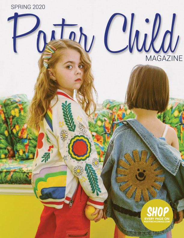 Poster Child Magazine, Spring 2020 nach Poster Child Magazine anzeigen
