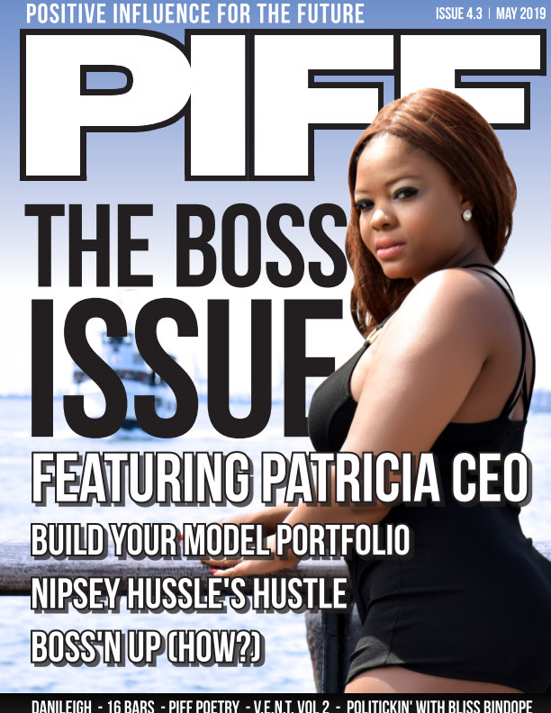 """View The """"Boss Issue"""" [May 2019] by PIFF Magazine"""