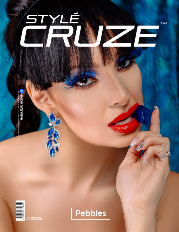 View March 2020 Issue (Vol: 45) | STYLÉCRUZE Magazine by Divyesh Pillarisetty