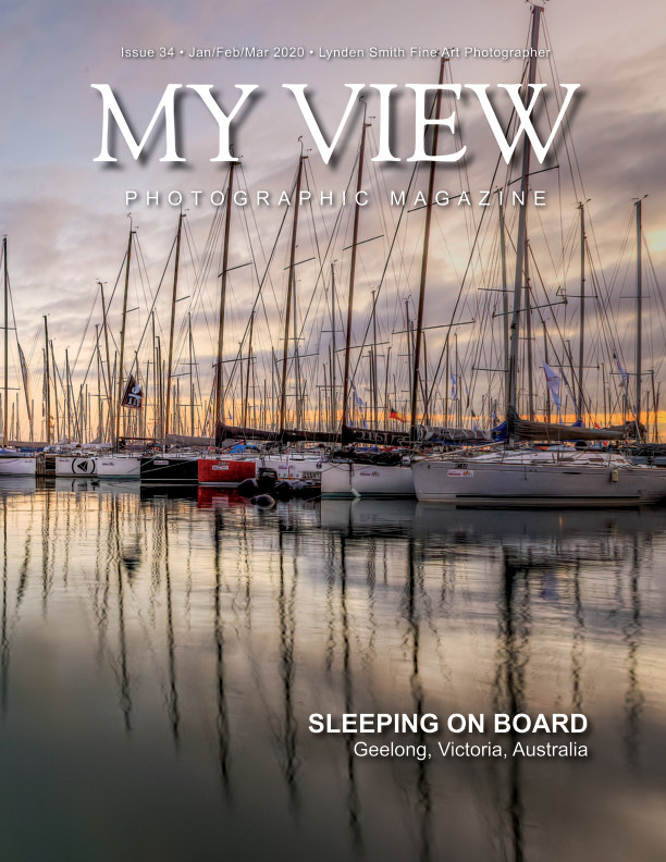 View My View Issue 34 Quarterly Magazine by Lynden Smith