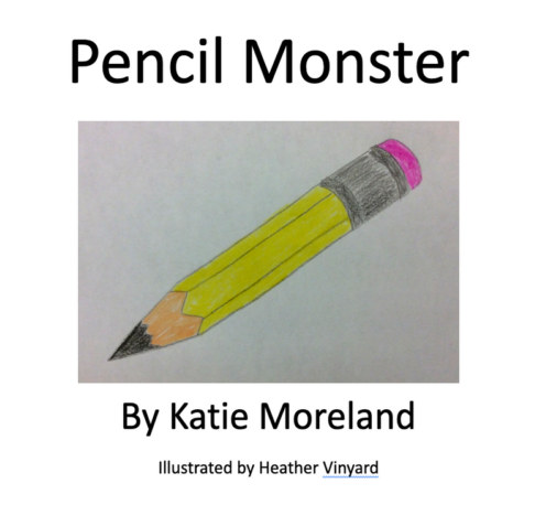 View Pencil Monster by Katie Moreland