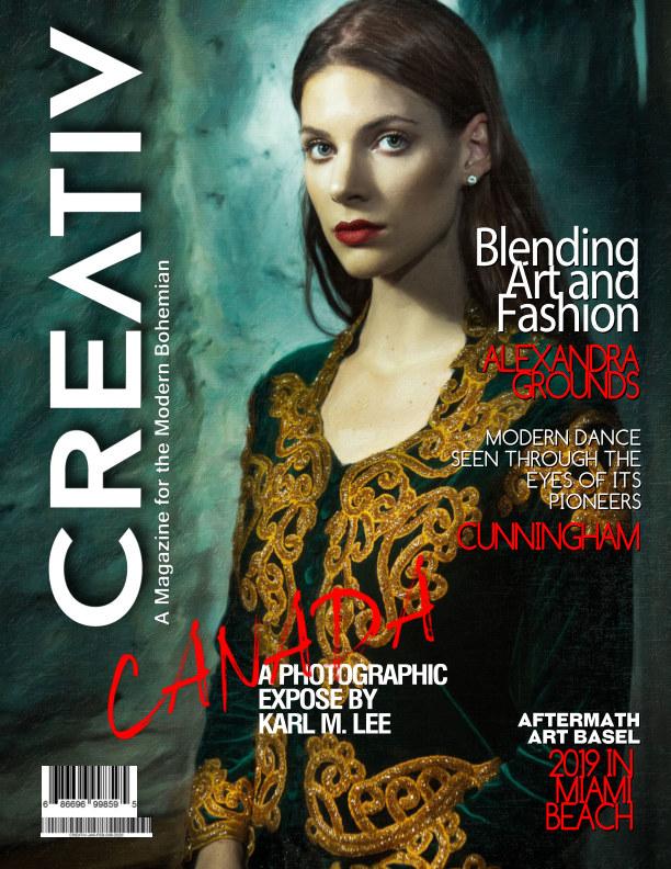 View Creativ Magazine Issue #36 by CREATIV MAGAZINE INC
