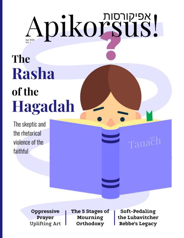 View Apikorsus! Issue 1 by Apikorsus! Magazine