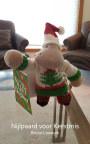 Nijlpaard voor Kerstmis book cover